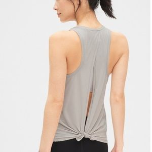 GapFit Breathe Tie Back Tank